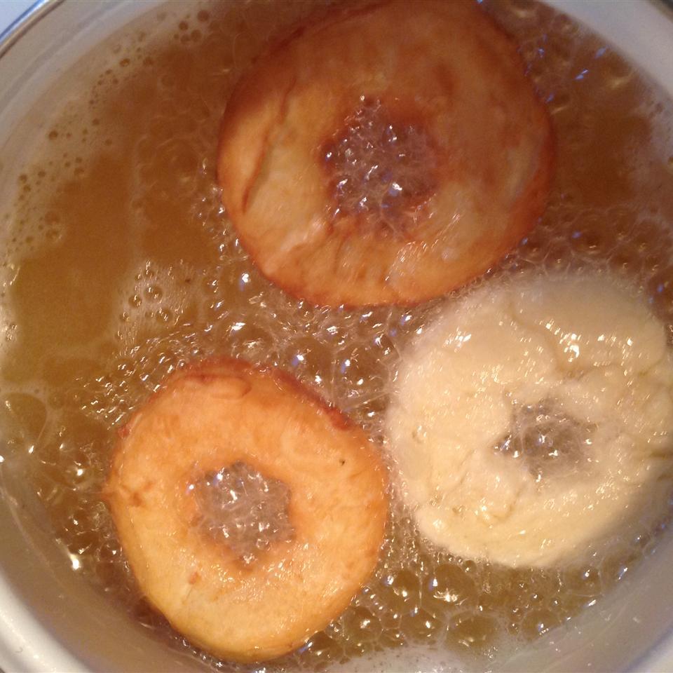 Glazed Yeast Doughnuts