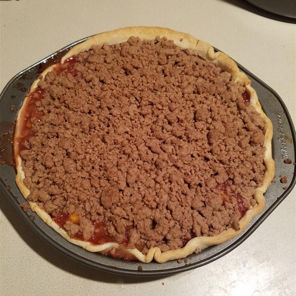 Strawberry-Mango Pie pbearsgirl