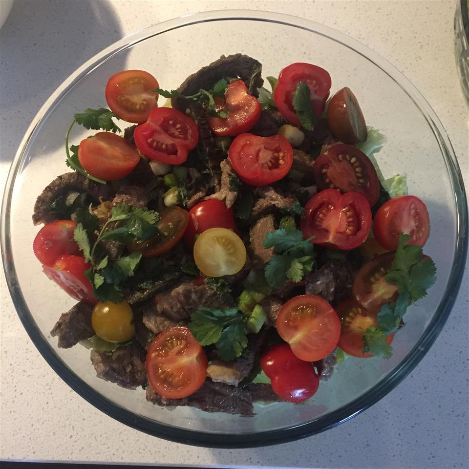 Thai Beef Salad foxxy76