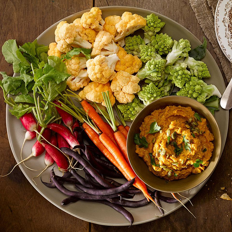 Curried Butternut Squash Dip Mary Cleaver