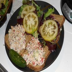 Aegean Chicken Salad chixwizard78
