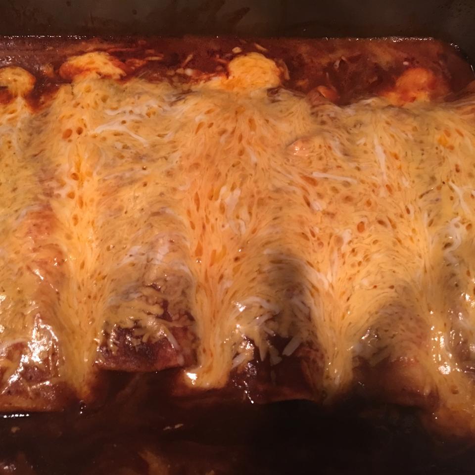 Gerry's Chicken Enchiladas Melanie Rodriguez