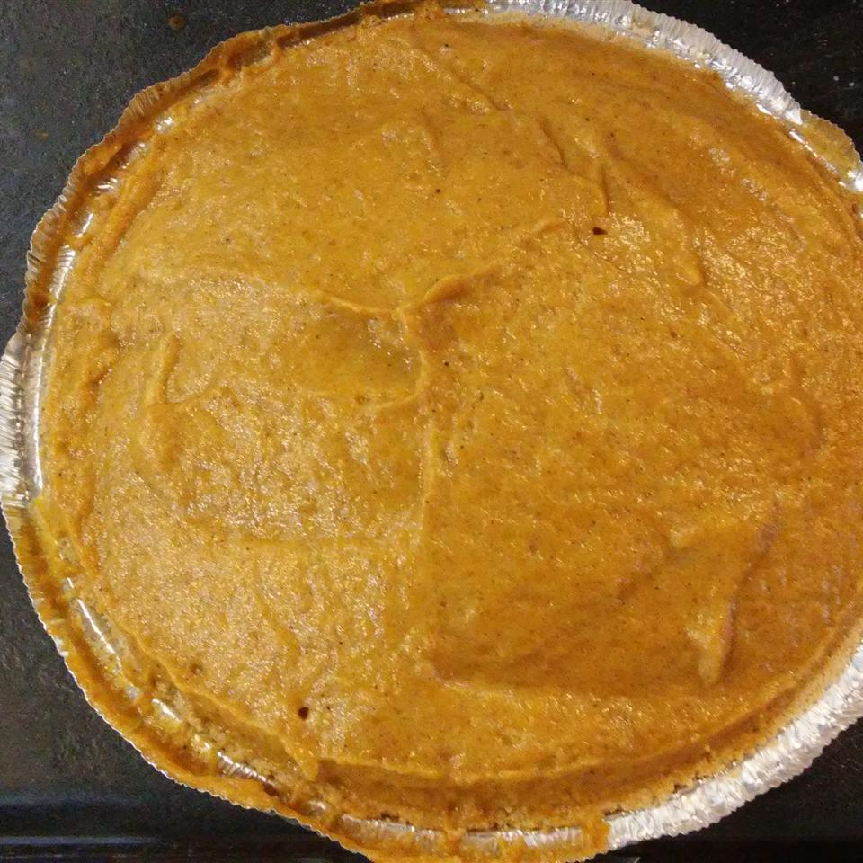 Pumpkin Chiffon Pie Renee Marie Merrill