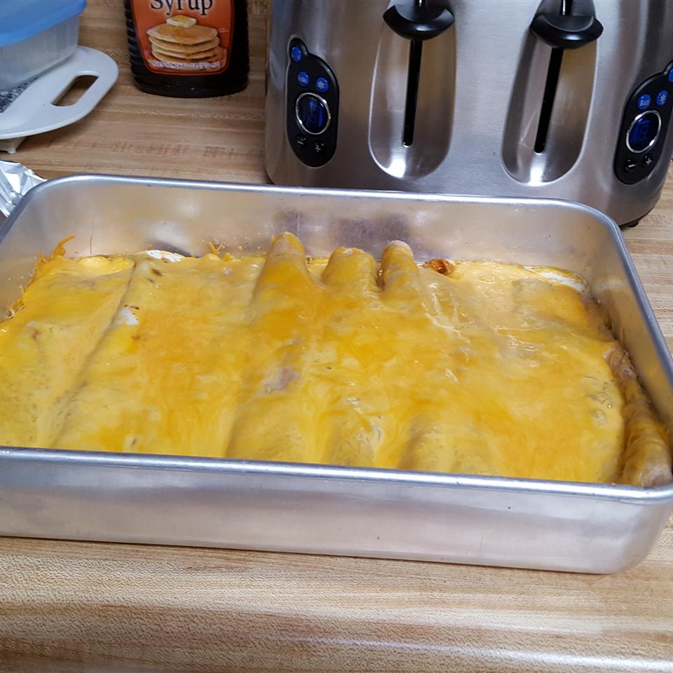 Cottage Cheese Chicken Enchiladas Debra Taraba