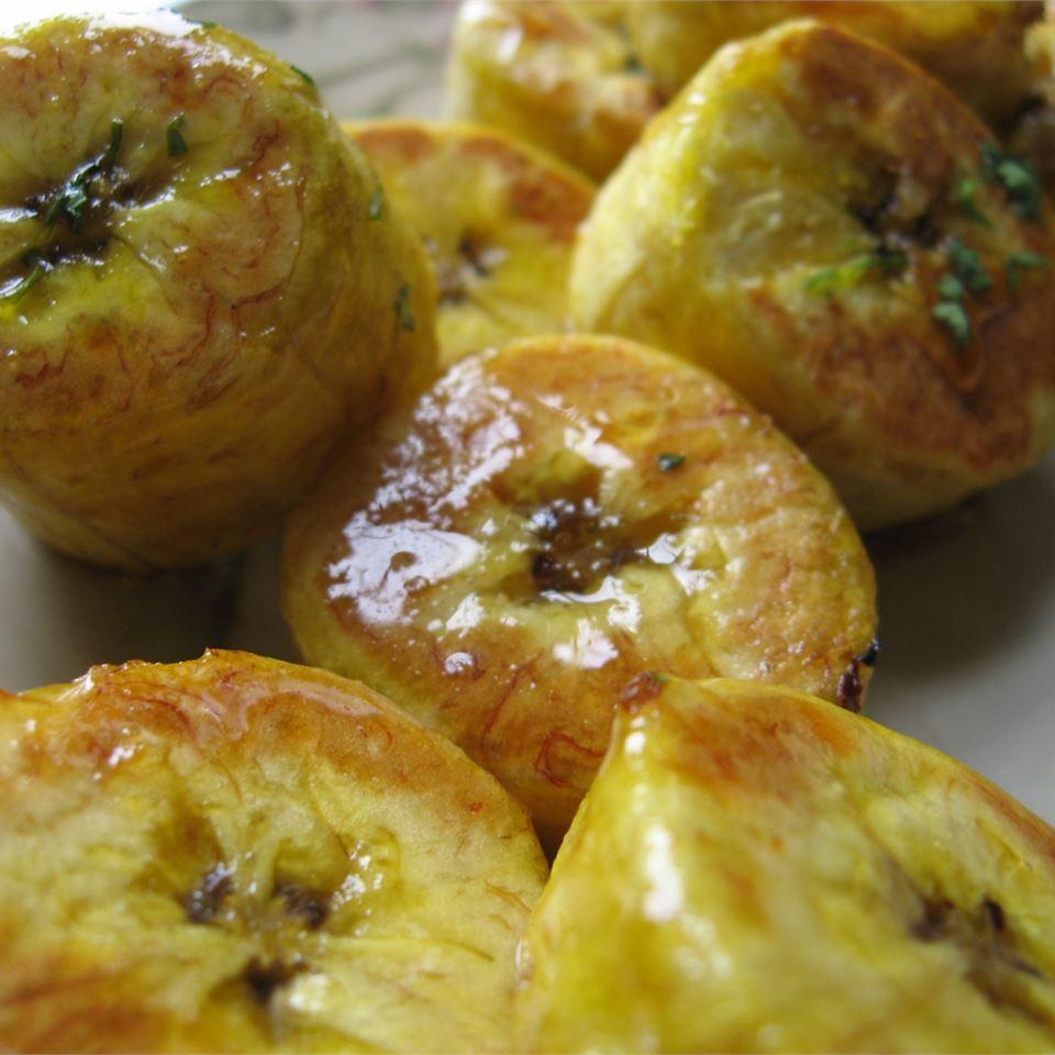 Sauteed Sweet Plantains (Tajaditas Dulces de Platano) Descolada