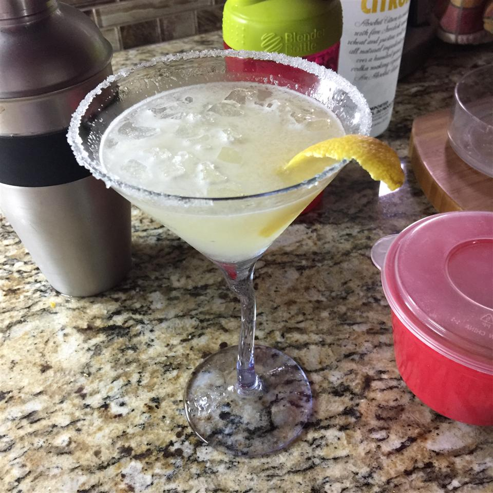 Lemon Drop Martini dbutton
