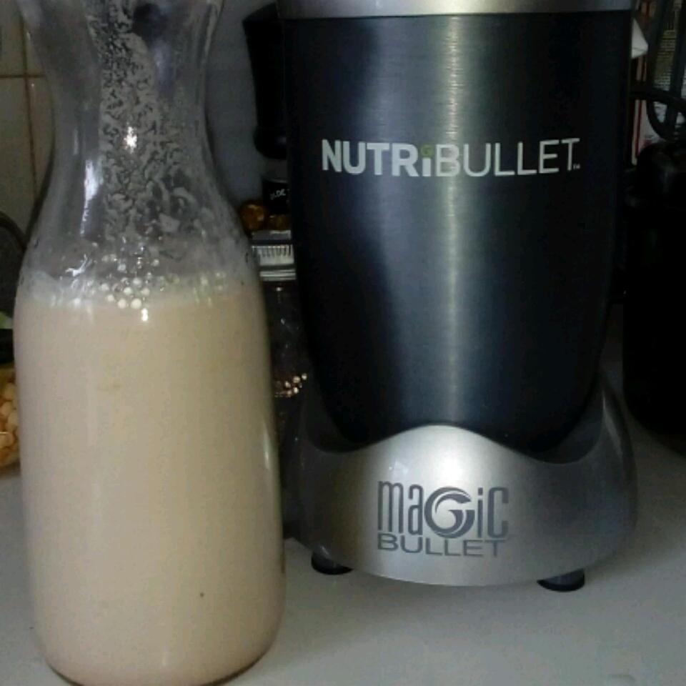 Homemade Almond Milk Jill