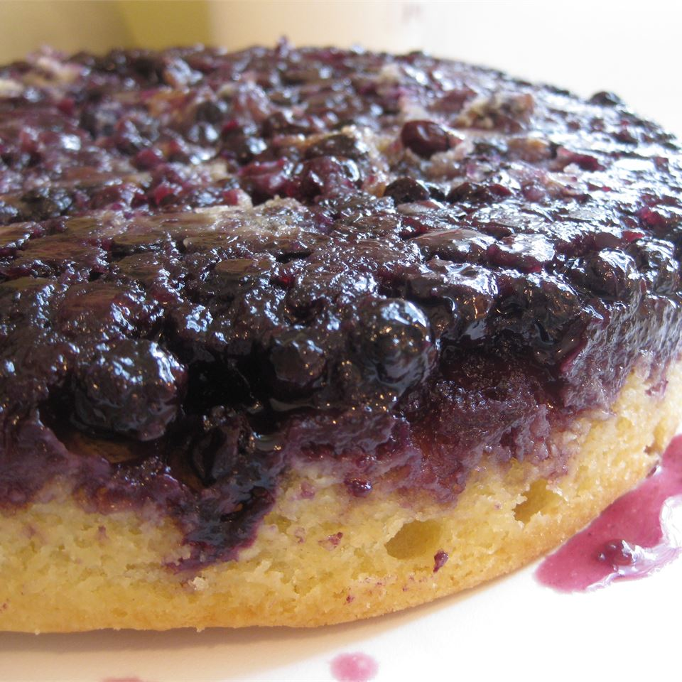 Cottage Pudding - Upside Down Cake Mariam