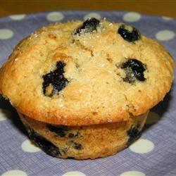 Blueberry-Orange Muffins KOISMITH