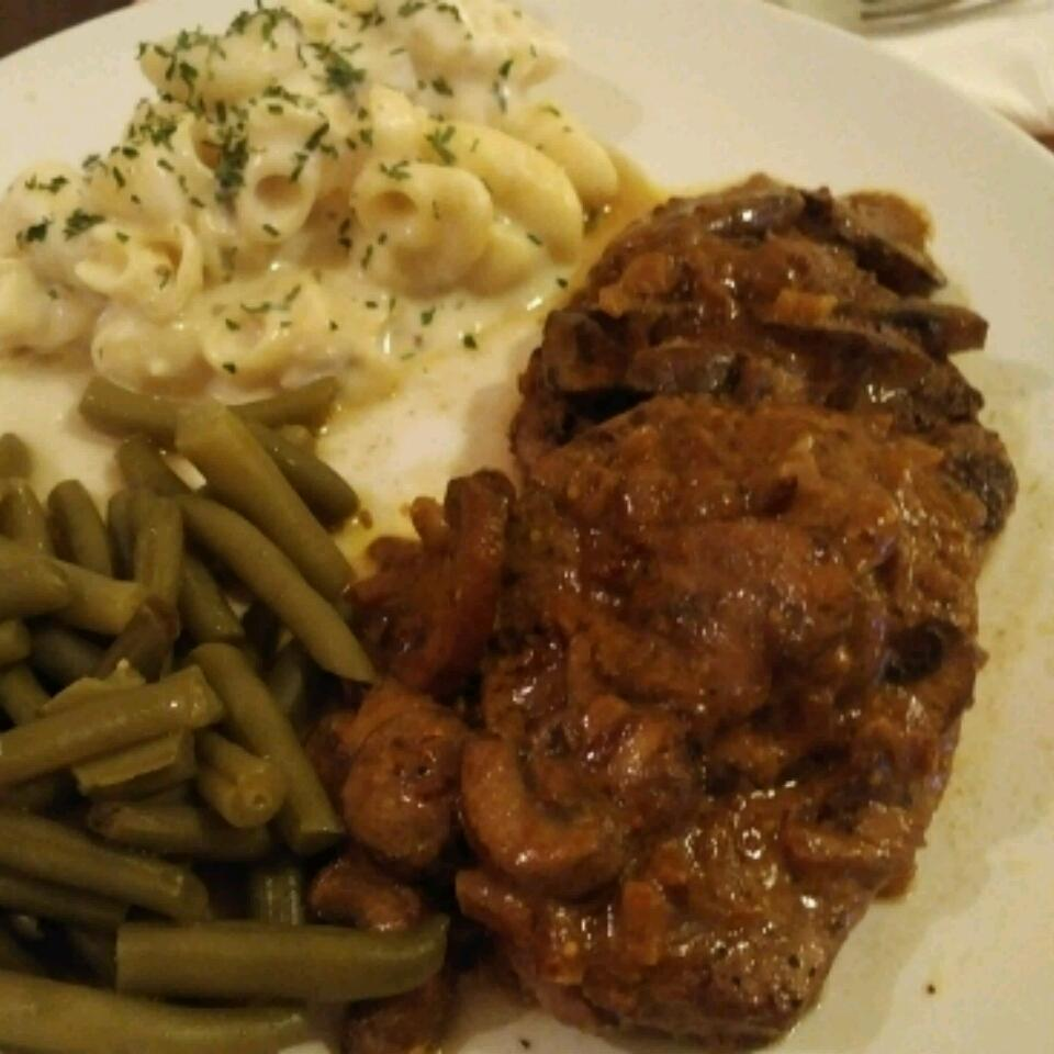 Chef John's Steak Diane CM Branigan