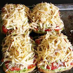 The Best Veggie Sandwich Momi