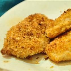 Juicy Baked Chicken Breast with Garlic and Parmesan