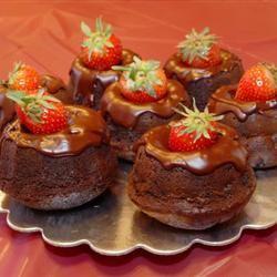 Easy Chocolate Fudge Cake Joanie