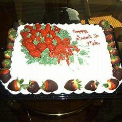 Red Velvet Cake II Joanie