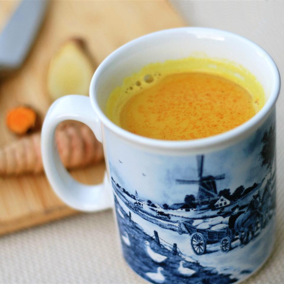 Turmeric Milk France C