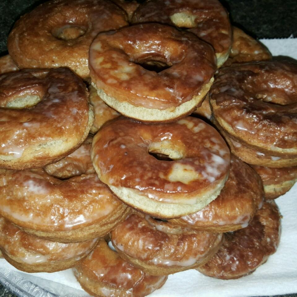 Buttermilk Doughnuts Laura