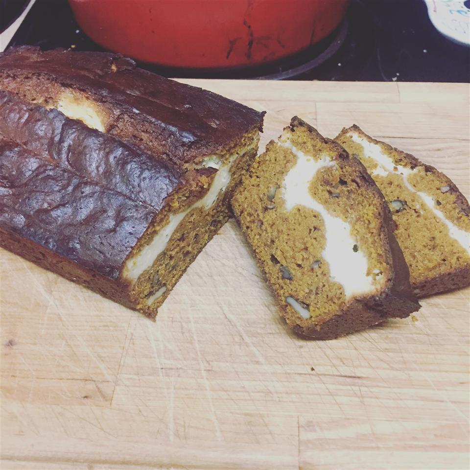 Pumpkin Cheese Bread II Melissa Pierce
