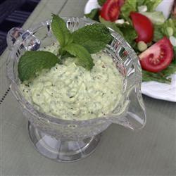 Avocado Tzatziki