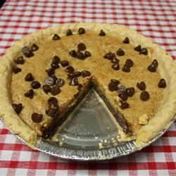 Chocolate Chip Pie I