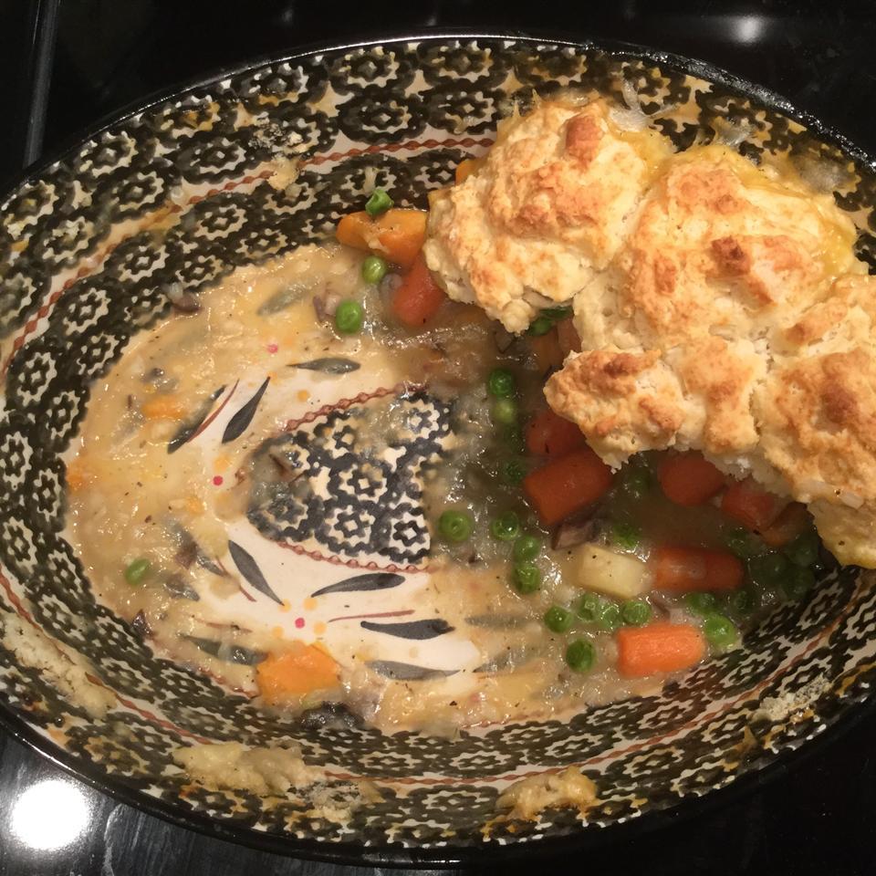 Vegetable Pot Pie Elizabeth Vick Mefford