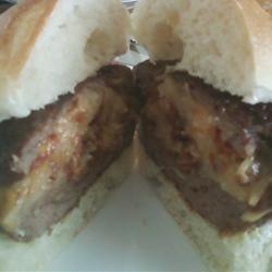 Game Day Hamburgers
