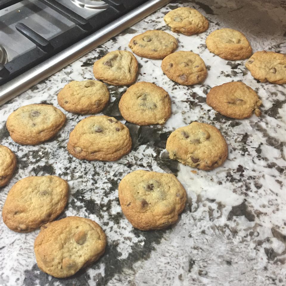 Julia's Best Ever Chocolate Chip Cookies In A Jar a.spelman