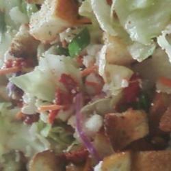Sun-Dried Tomato, Feta and Pine Nut Salad Mary