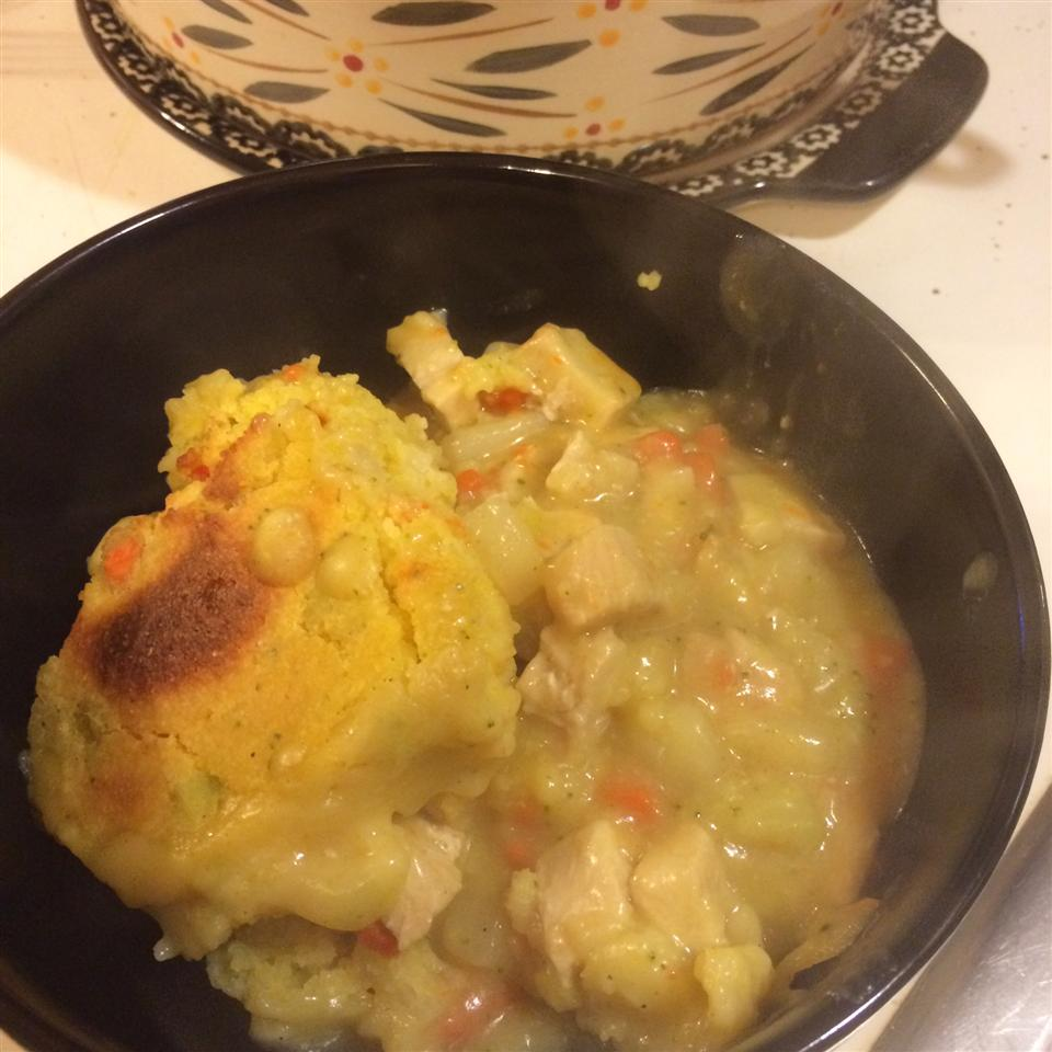 Chicken Pot Pie VIII