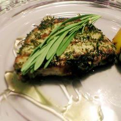 Lavender Pork Steaks