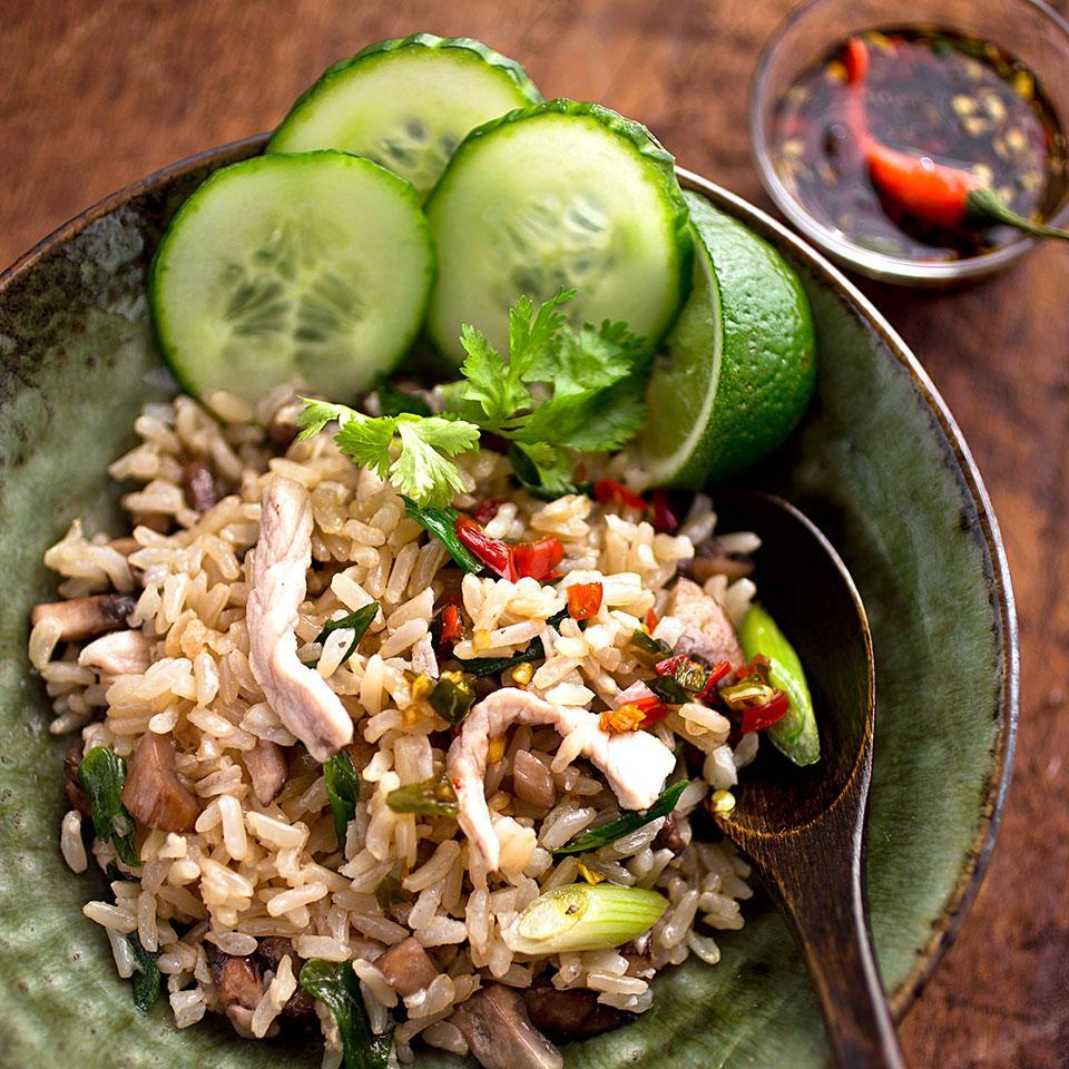Thai Fried Rice Naomi Duguid