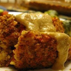 Alissa's Vegetarian Lentil Meatloaf Brandi Atkins