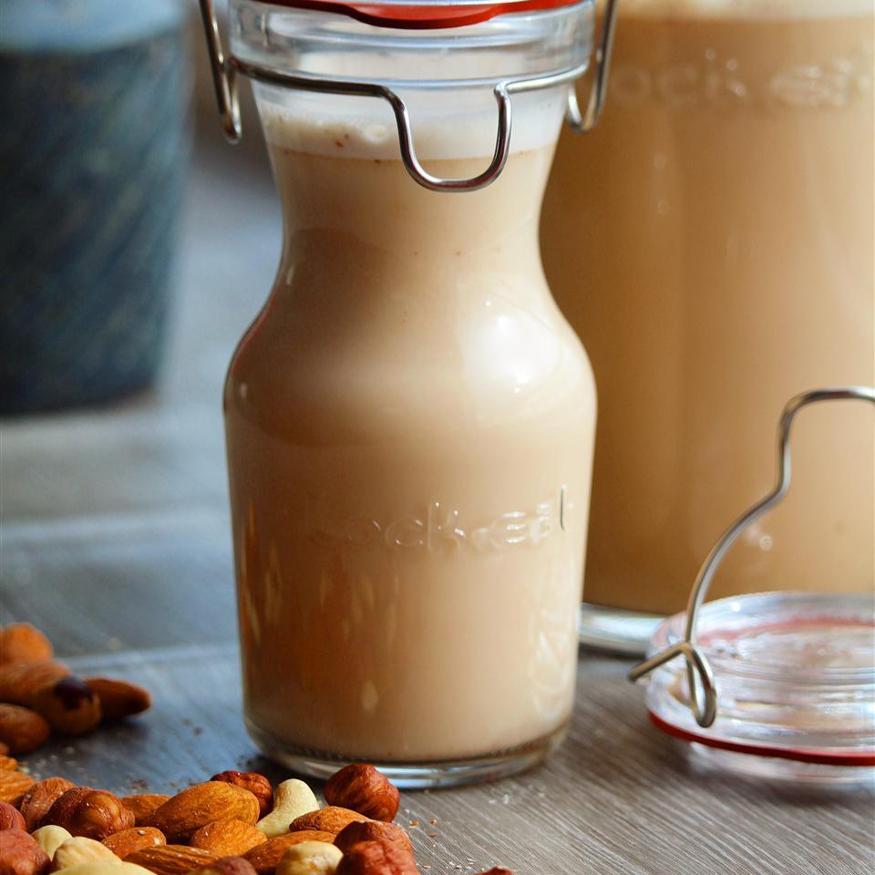 Roasted Nut Milk