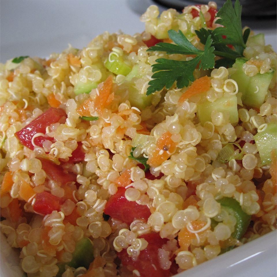 Quinoa Tabbouleh 5boys2cook4