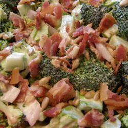 Alyson's Broccoli Salad awilson614