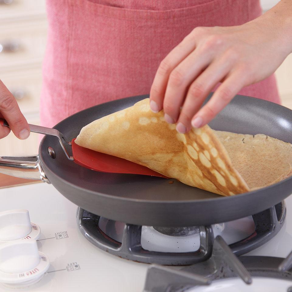 Whole-Wheat Crepes Patsy Jamieson