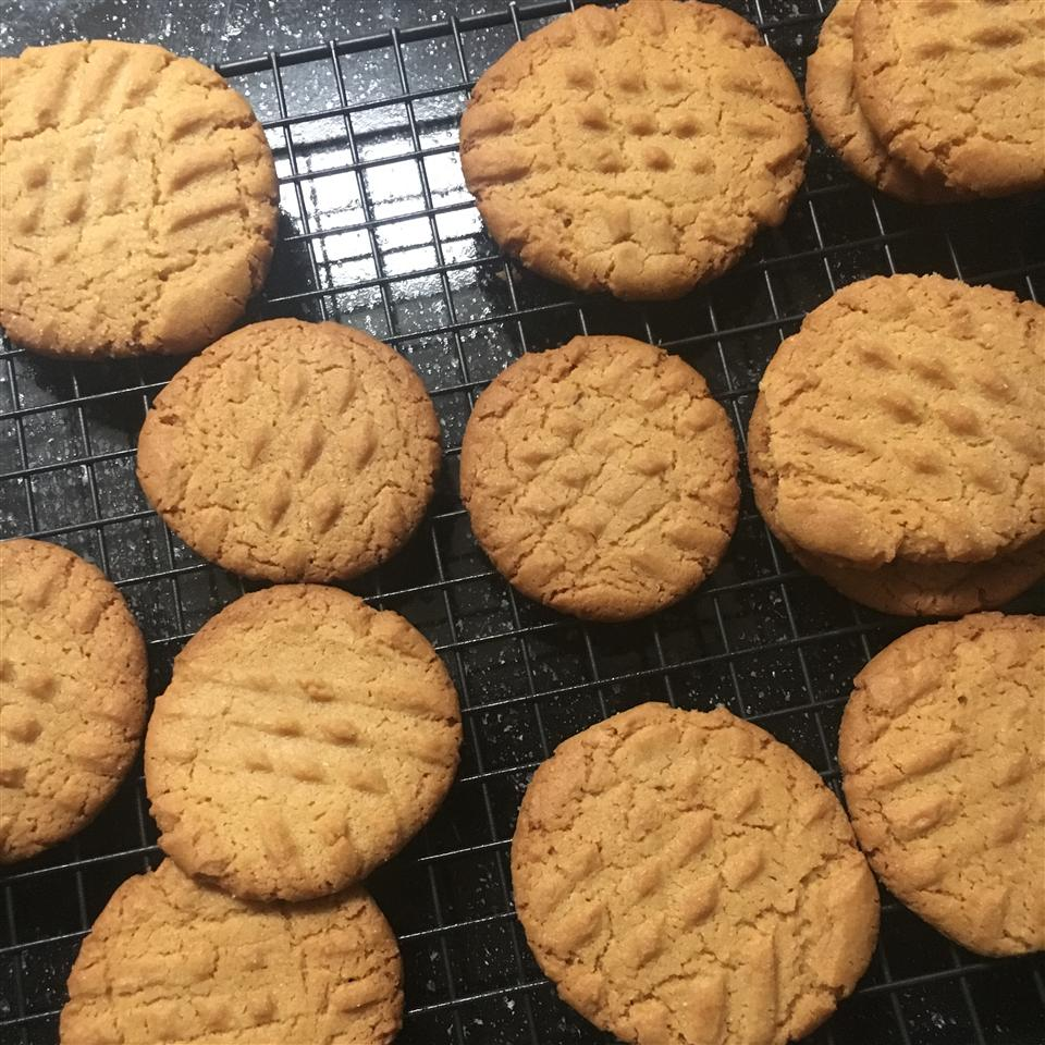 Robin's Peanut Butter Cookies