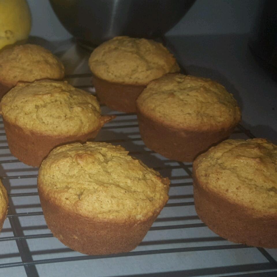 Date Flecked Orange Muffins Firewoman1211