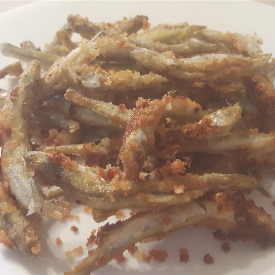 Fried Smelts Eat