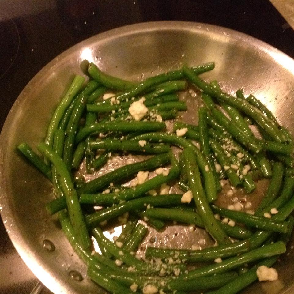 Fresh Green Beans, Fennel, and Feta Cheese Kathyg