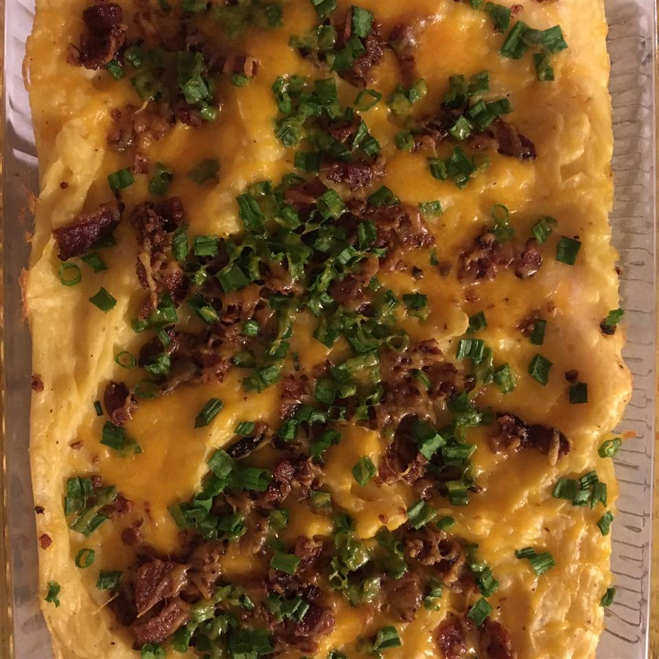 Easy Loaded Baked Potato Casserole Jessica Rae Parrish