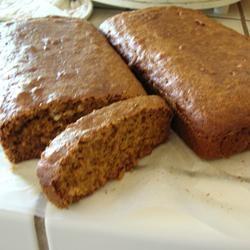 Aunt Jane's Brown Bread Kaitlin