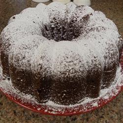 Chocolate Pound Cake I Ken Topham