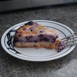 Nova Scotia Blueberry Cream Cake I ♥ Food!!