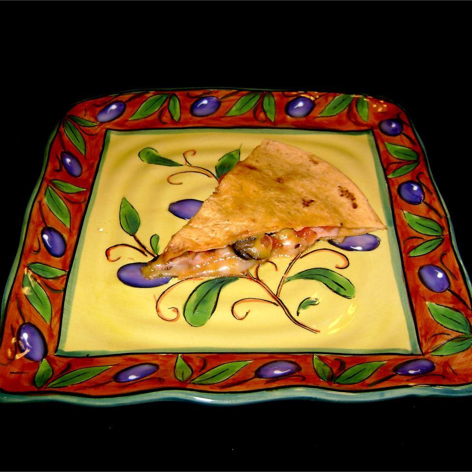 Inside-Out Pizza Nandabear