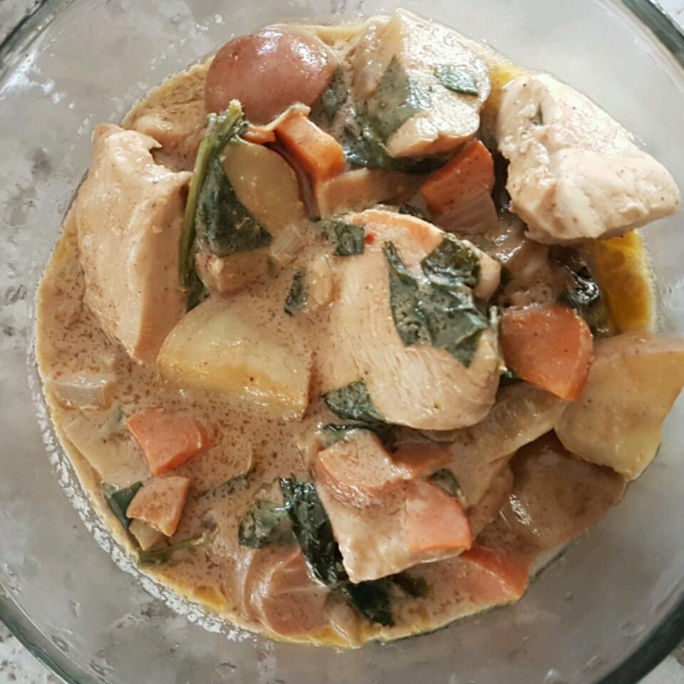 West African Chicken Stew