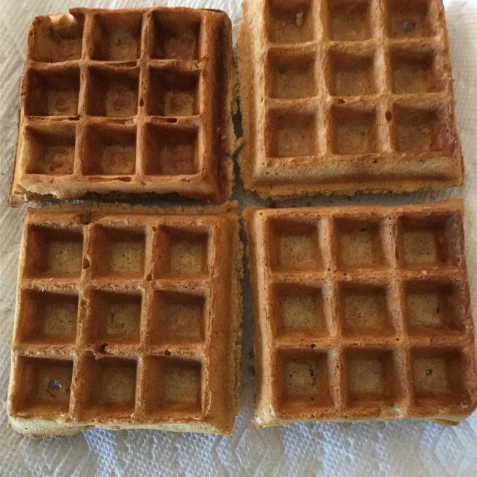 Gritty Waffles Rodin