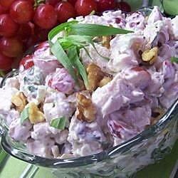 tarragon dill grilled chicken salad recipe