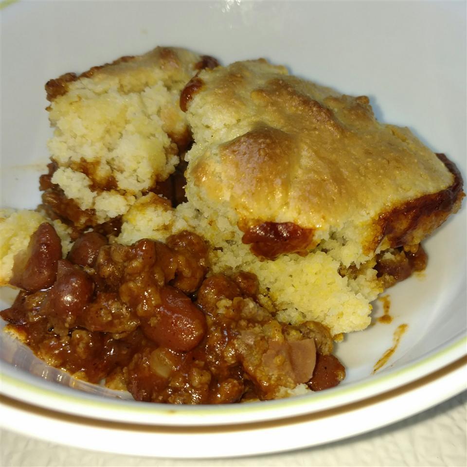 Speedy Chili Pot Pie