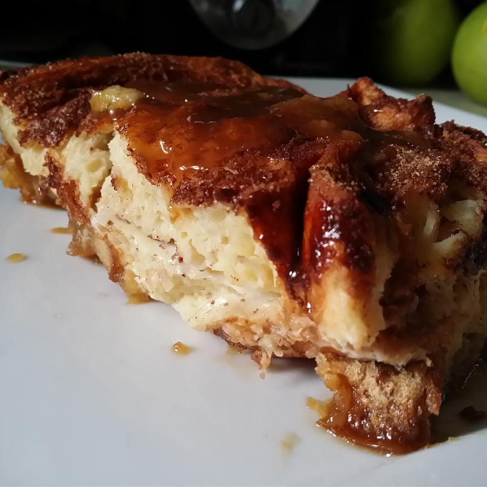Syrup on the Bottom French Toast Casserole
