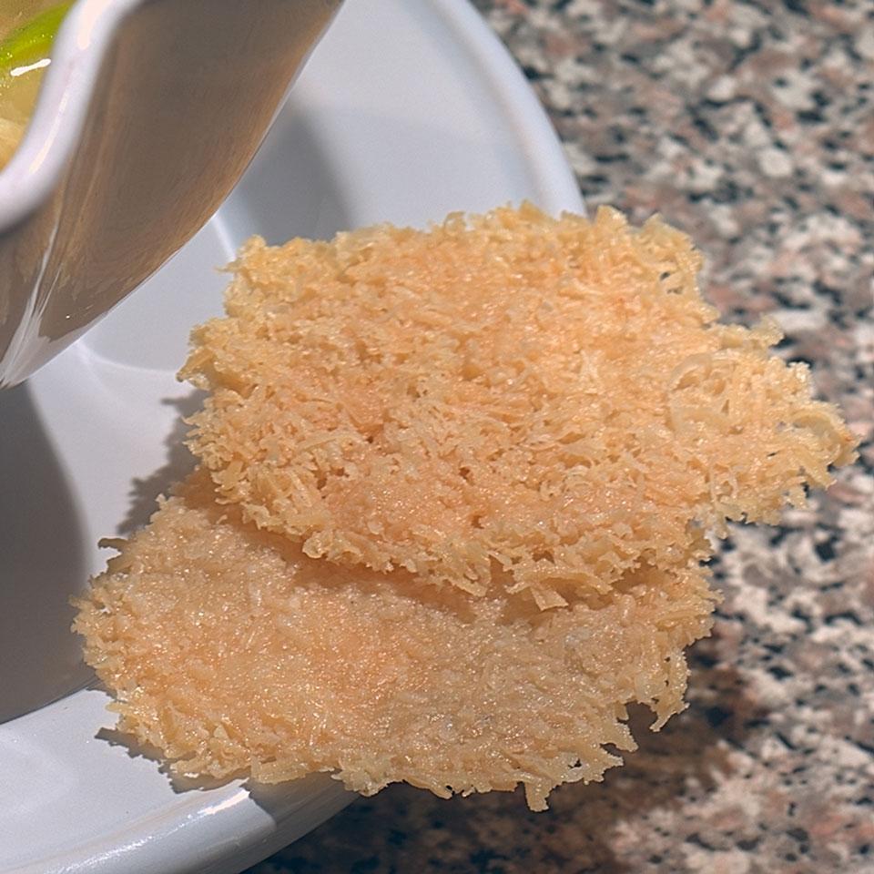 Parmesan Crisps Marie Simmons